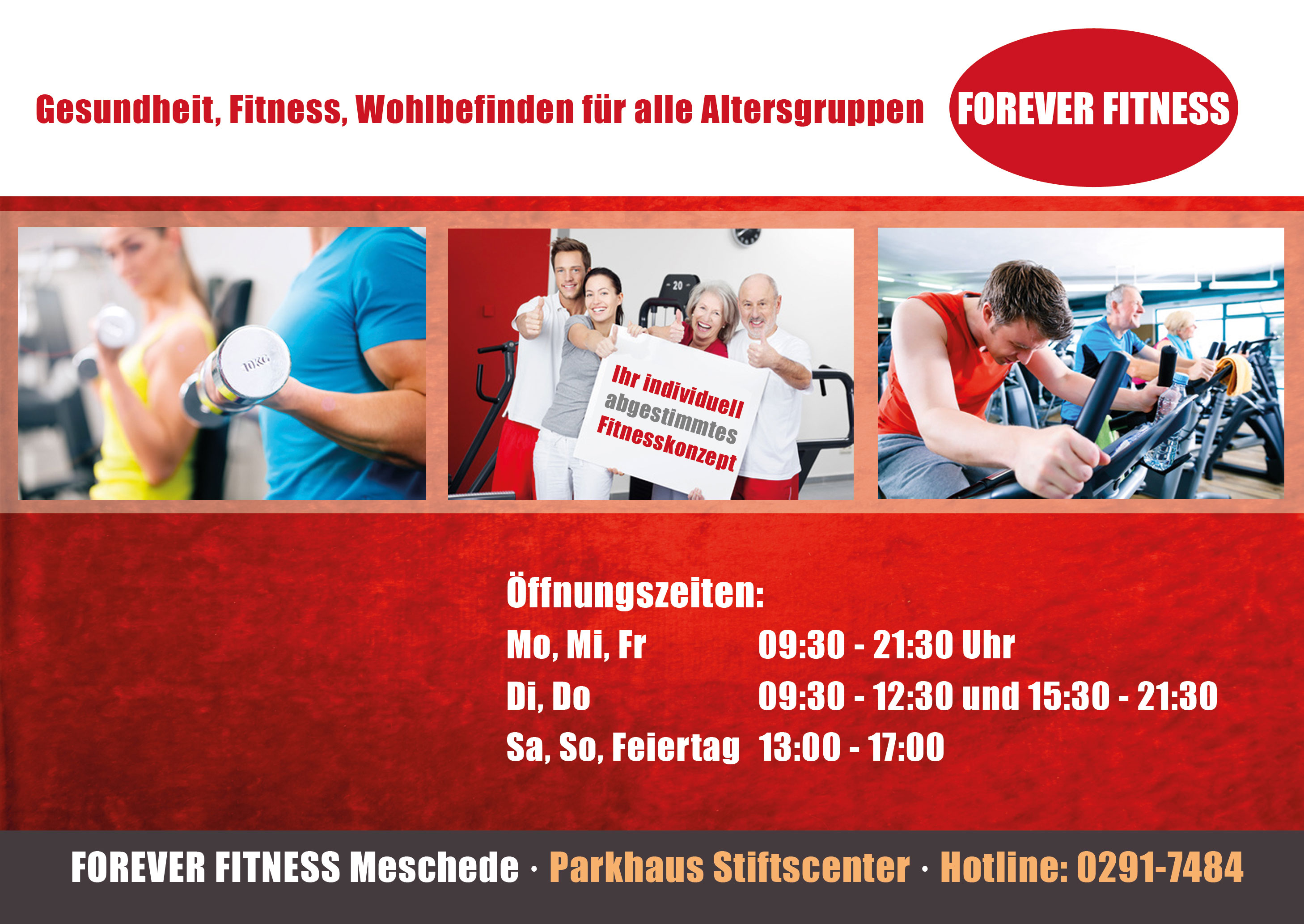forever fitness Meschede